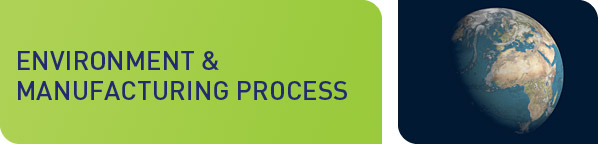 Environment & Manufacturing Process